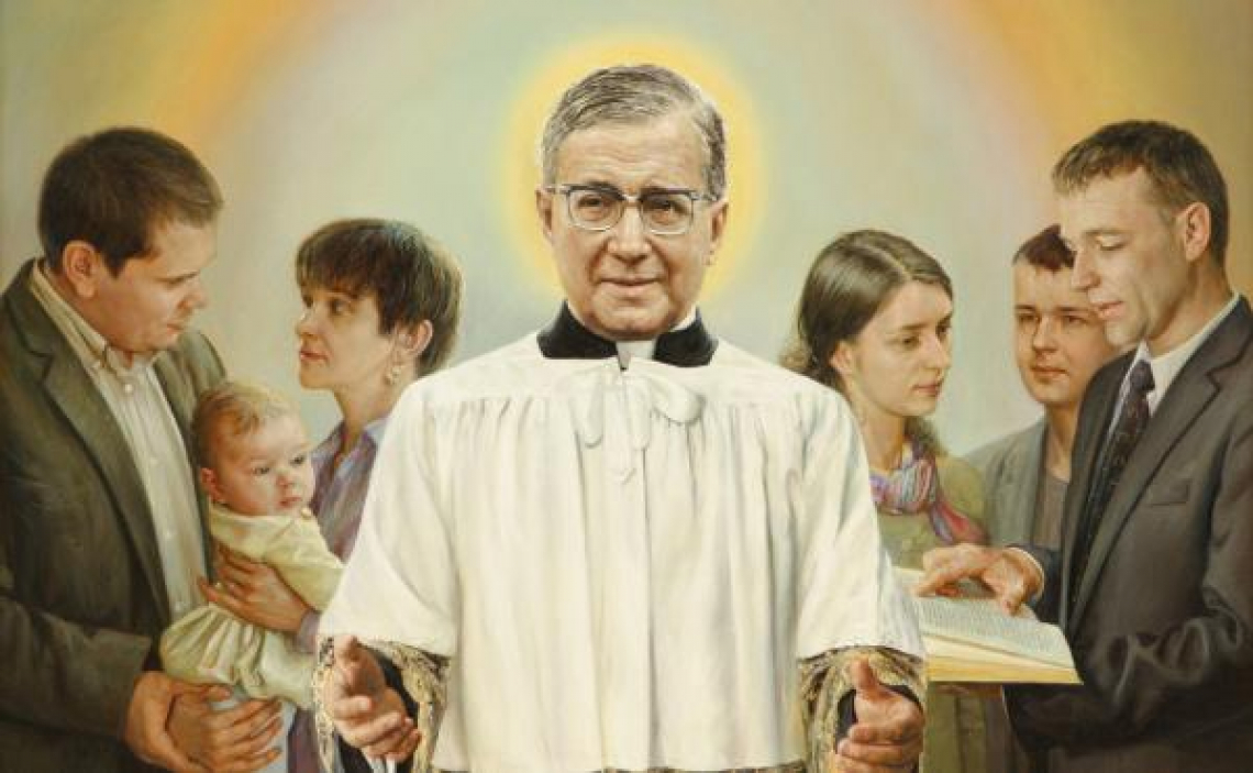 Saint Josemaria Mass in Austin