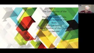 """Catechism of the Catholic Church: Class 9/9 - """"Mary"""""""